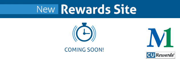 M1 Visa Platinum CURewards Web Site Credit Card