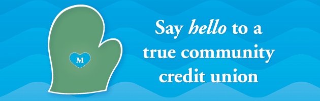 Say hello to a true community credit union