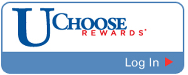 Click here to login to UChoose Rewards